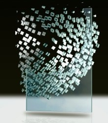 sticla securizata